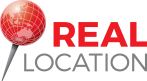 Real Location Logo